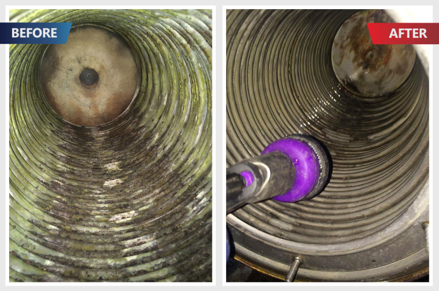 Heat Exchanger Cleaning